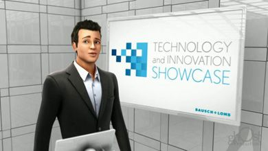 Bausch + Lomb - Technology Showcase Trailer