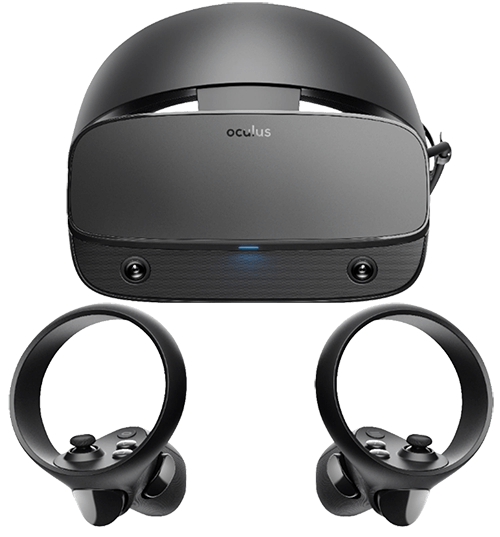 Oculus Rift S and Touch ControlerS
