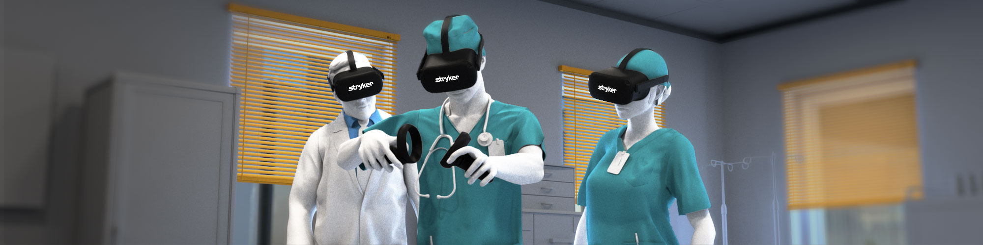 VR For Healthcare Training
